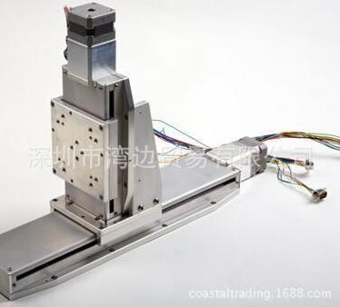 Newmark Systems精密转台直线导轨运动控制器